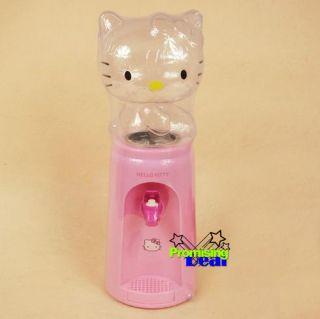 Hello Kitty Mini Drinking Water Dispenser Fountain