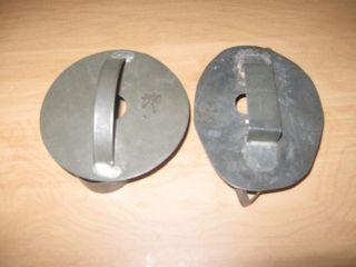 Kitchen Tools Cookie Cutters Antique Handwelded Baking Items Vintage