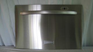 KitchenAid Dishwasher Drawer Door KUDKP3SSS Stainless