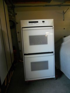 KitchenAid Superba 27 Double Built in Electric Oven