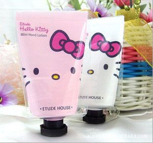 Etude House Hello Kitty Mini Hand Lotion 35ml Pink