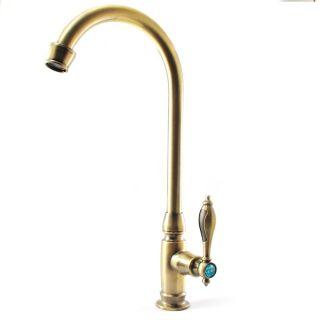 New Green Bronze Spout Kitchen Water Dispenser Faucet Ba