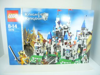New Lego Set 10176 Royal Kings Castle Knights Kingdom