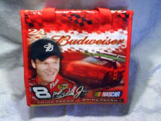 Dale Earnhardt Jr Kolder Case Can Cooler Budweiser Beer
