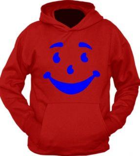 Kool Aid Man Face Funny Retro Classic Hoodie T Shirt