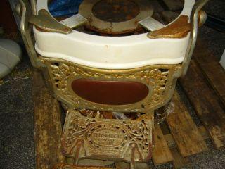 Theo Koch Barber Chair