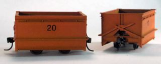 30 Gauge Koppel Mine Car 2 O On30 Railroad Plastic Detail Kit GL3101
