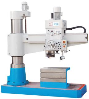 Brand New Knuth Radial Arm Drill R60