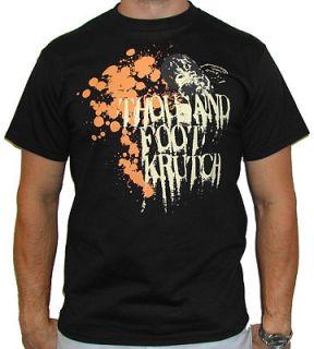 Thousand Foot Krutch Splatter Band T Shirt OLM