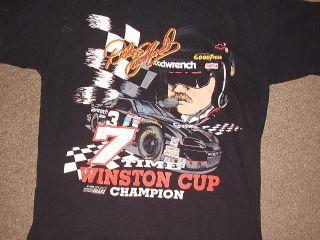 Dale Earnhardt Sr RARE Vintage 1995 7 Time Winston Cup Champion NASCAR