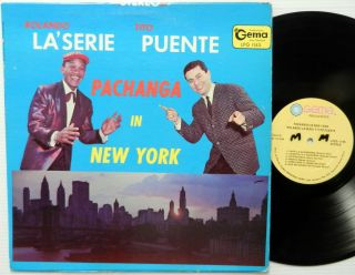 Tito Puente Y Rolando LaSerie Pachanga in New York LP
