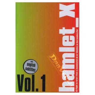 Hamlet x Vol 1 New PAL Arthouse DVD Germany