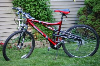 Mens 26 Mongoose Bike