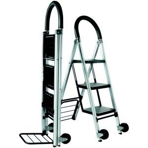 Conair TS31LHT Ladderkart Hand Cart Step Ladder