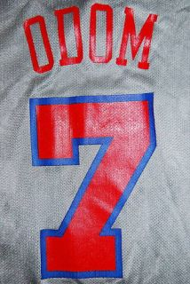 Lamar Odom 7 La Clippers NBA Basketball Jersey Sz 3XL