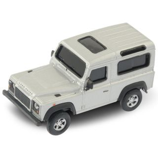 Land Rover Defender USB Memory Stick Flash Drive 4GB Grey