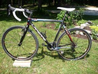 Lapierre Cyclocross Bike Carbon Fiber Shimano Dura Ace Road Bike