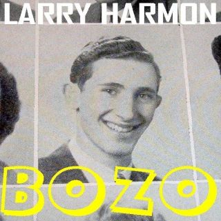 Bozo The Clown 1943 High School Yearbook Cleveland Larry Harmon