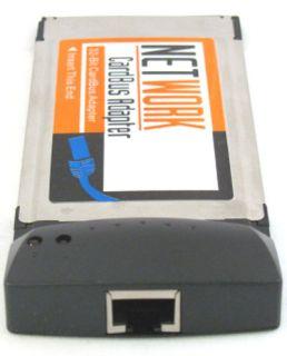 10 100MB Network Laptop CardBus PCMCIA Card 32bit