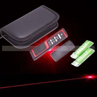 1mW 5mW 650nm Red Laser Pointer Pen USB Wireless Presentation Remote