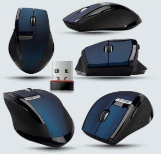 New 2 4GHz RAPOO3200 Ergonomic USB Wireless Laser Mouse