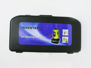 Self Adjusting Inventek Laser Level New