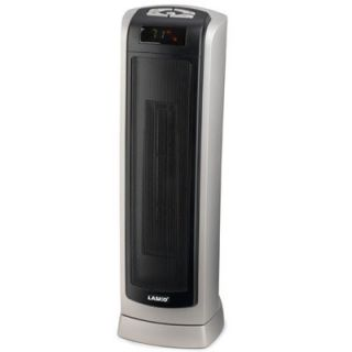 Lasko 5521 Remote Control Ceramic Tower Heater 1500W