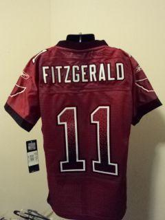 Cardinals Larry Fitzgerald Ltd Ed Premier Youth Jersey M