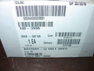 Toro 22 Lawnmower Lawn Mower 12 Volt Battery 106 3995