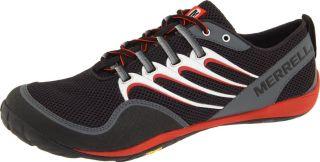 Mens 85525 Trail Glove Barefoot Running Shoes Black Molton Lava