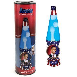 Obama Collectors Edition Lava Lite Lamp