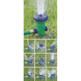 Lawn Sprinkler Plant Watering System Garden Hose Attachment