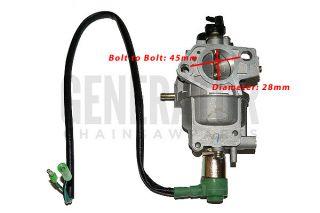 Honda GX420 Generator Lawn Mower Engine Motor Carburetor Carb Solenoid