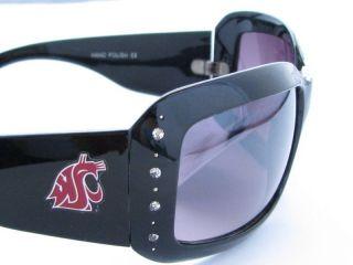 Washington State Cougars Womens Sunglasses WSU 4 JT
