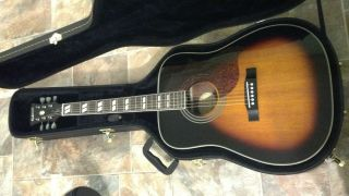 Ephiphone Hummingbird Artist Series Acoustic Guitar