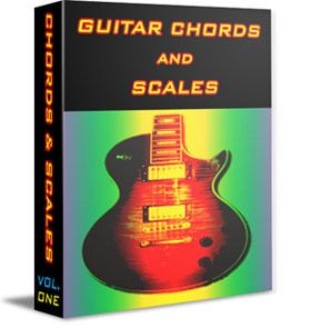 Learn How to Play Guitar Chords and Scales on CD ROM