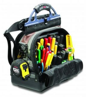 Veto Pro Pac Tech LC HVAC Tool Bag w 53 Pockets New