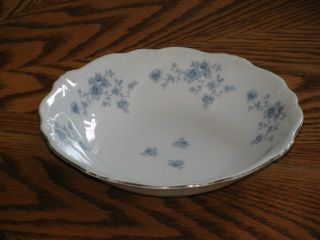 Winterling China    Blue Flowers    Bavaria, Germany   1 bowl