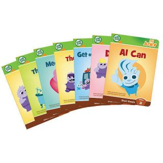 LeapFrog Tag Junior Activity Storybook Ready to Read Board Book Set