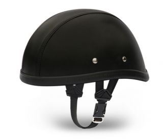 Helmets Eagle Lambskin Leather Covered Novelty Motorcycle Helmet