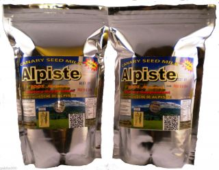 Leche de Alpiste Canary Seed Milk 2X Bags Dietary Supplement New