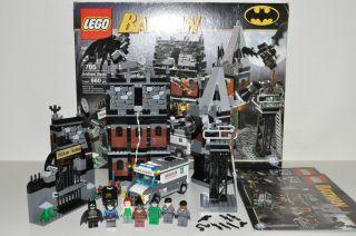 LEGO BATMAN 7785 ARKHAM ASYLUM NIGHTWING POISON IVY SCARECROW COMPLETE