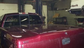 Leer 700 Tonneau Cover F150 F 150 Short Bed 04 08