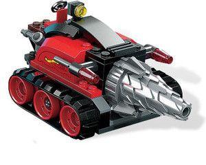 Lego Super Heroes Batman Banes Drill Vehicle New from 2012 Set 6860