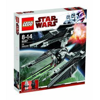 NEW LEGO STAR WARS TIE Defender 8087 SEALED Stormtrooper Fighter Pilot