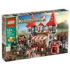 Lego Kingdoms Joust Exclusive Set 10223