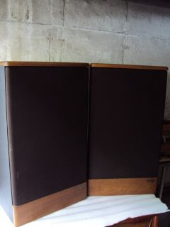 Pair Vintage Advent Legacy II Floorstanding Speakers