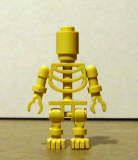 Lego NinJago MiniFigure Skeleton from 2519 new Create an army of