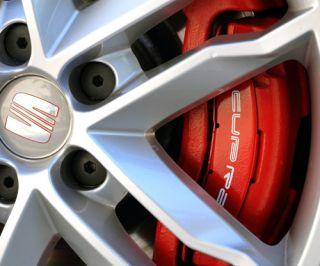 Seat Cupra Brake Caliper Decals Ibiza Leon 6L 6J