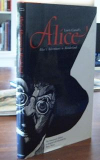 Lewis Carroll Alice in Wonderland TLG BARRY MOSER 2 vol set 2 1st eds